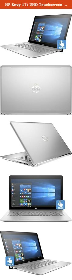 HP Envy 17t UHD Touchscreen 4K 17.3'' High Performance Laptop (Intel i7, 17.3 inch UHD 3840 x 2160 Touch, HP TrueVision HD IR Camera, NVIDIA GeForce 940MX, 32GB Memory, 1TB SSD, Win10 Pro). MichaelElectronics2 has upgraded the computer to offer the product with configuration as advertised above. The manufacturer box was opened by our highly skilled technicians in order to test and perform upgrade. Defects & blemishes are significantly reduced by our in depth inspection & testing with a...