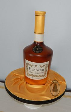 Jack Daniels Designs Hennessy Alcohol Cakes Www Picturesso Com