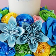 Can you see the music in my flowers? My Flower, Flowers, Origami Design, Music Decor, Canning, Instagram, Floral, Royal Icing Flowers, Florals