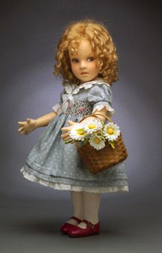 Ellen's Take: Dollmaking. Wax dolls, with their lifelike properties, often serve as memorials of those gone but loved. Cloth dolls in their infinite variety might be a canvas for a doll artist's creativity, or a warm, comforting companion.