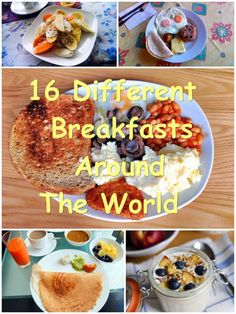 16 Different Breakfasts From Around The World (Part 2) - eTramping.com