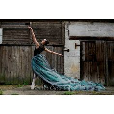 Extra Extra Long Teal Tutu Skirt ($100) ❤ liked on Polyvore featuring skirts, extra long maxi skirts, long skirts, teal maxi skirt, long maxi skirts and high-waisted skirts