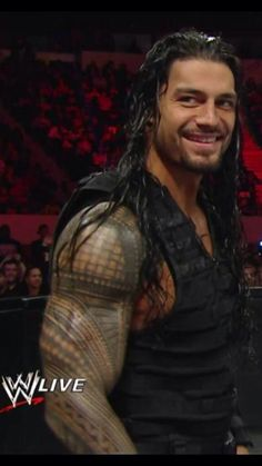 Gorgeous hair, eyes, smile, muscles...just everything!