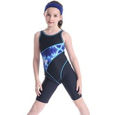 734a3ae774 Arena competition Girl Bikini 2017 Swimsuit One Piece Swimwear Child Bathing  Suit Kids Swimming Suit Beach Bikinis Set Blue Red
