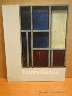 TORRES - GARCIA. DIPÒSIT TEMPORAL. MNAC - 2010. NUEVO A ESTRENAR.