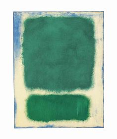 Mark Rothko (1903-1970)  Untitled