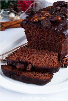 Piernik z powidłami - I Love Bake Cheesecake Pops, Spice Cookies, Tasty, Yummy Food, Something Sweet, Dessert Recipes, Desserts, Christmas Baking, Love Food