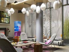 Aloft Hotels | #Bubblelamp | http://modernica.net/lighting/pendant/