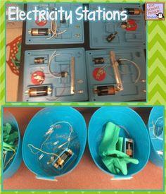 Science Penguin's Science Plans: Electricity