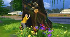 Guide: How to Unlock The Sims 4's Hidden Lots #thesims4 / More The Sims 3 & 4 guides at http://www.pinterest.com/itsallpretty/the-sims-3-4/