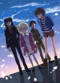 Fufufu~ the greatest family of all Akai, Shukichi, Sera and I forgot her name~ Conan Movie, Detektif Conan, Magic Kaito, Sherlock Holmes, Manga Anime, Anime Art, Manga Detective Conan, Detective Conan Wallpapers, Kaito Kid