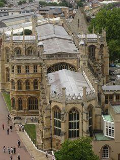 St. George's Chapel, Windsor Castle, England