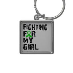 Fighting For My Girl Lyme Disease 21 Key Chains