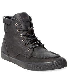 Polo Ralph Lauren Tedd Hi-Top Sneakers