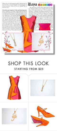 """""""ReyaJewelry 8."""" by amra-sarajlic ❤ liked on Polyvore featuring MARCOBOLOGNA, Gucci, John Lewis, modern and vintage"""