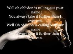 youtube bastille oblivion lyrics