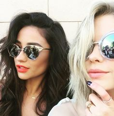 These two are the cutest! | Pretty Little Liars