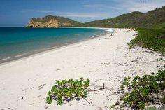 playa Los Frailes del Parque Nacional Machalilla