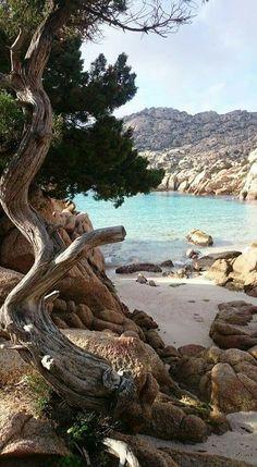 Cala Coticcio - Caprera. Sardinia/Cerdeña/Sardegna- 08 dicembre 2015. #visitingitaly