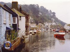 Tranquility of Polperro
