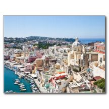 Procida Isle Post Card - $0.93