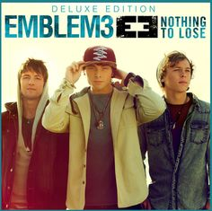 Emblem3 Releases Sexy New Album Cover  Track List