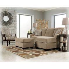 Circa-Taupe Living Room Group
