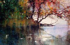 F200504. Watercolor, Z.L. Feng