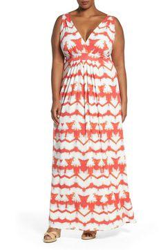 f3cfcff1188 BUY Tart Chloe Empire Waist Maxi Dress (Plus Size)
