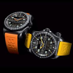 New Breitling Emergency Night Mission Boutique Edition