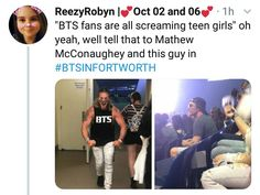 John Cena is literally BTS' biggest fan, does he look like a screaming teenage girl to you? Bts Memes, Funny Memes, Army Memes, Bts Facts, Bts Stuff, Zac Efron, John Cena, Bts Boys, Kpop Groups