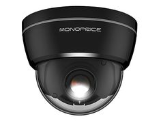 Monoprice 107883 Varifocal Lens True Day and Night Sony CCD Indoor Dome Camera (Black) Printer Toner, Sony, Dome Camera, Hair Styler, Hdmi Cables, Good Grips, Beauty Care, Cool Pictures, Indoor