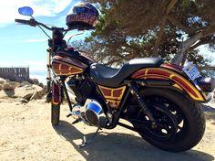 California Harley Davidson. FXR, FXRS, FXRP, FXRT, FXRD, FXRL, FXRS SP, Forever Two Wheels FTW, Ventura, 805.