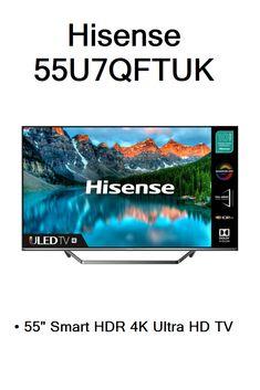 Hisense 55U7QFTUK Led Tvs