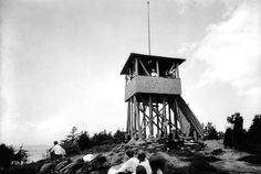 On March 3, 1915 the NC General Assembly authorized Mount Mitchell as the first North Carolina State Park.