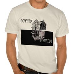 Downton Shabby T-Shirt  $28.95