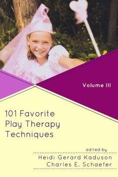 101 Favorite Play Therapy Techniques (Child Therapy (Jason Aronson)) by Heidi Kaduson, http://www.amazon.com/dp/0765707993/ref=cm_sw_r_pi_dp_sj7Lqb1BSB9AY