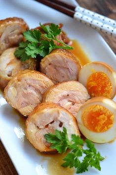 作りおきもできる、しっとりやわらかい鶏ももチャーシューの作り方|LIMIA (リミア)