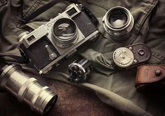 Legends: Robert Capa and his D-Day camera     On D-Day, June 6th, 1944, the photographer Robert Capa went ashore with one of the first assau...