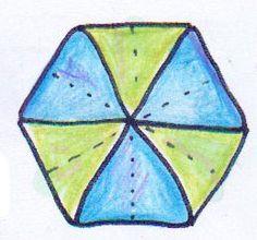 folding Regular Hexagon