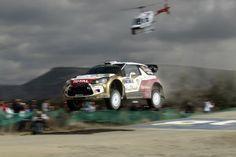 AUTO - WRC MEXICO RALLY 2014
