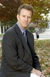 NPR's Morning Edition Co-host Steve Inskeep - love to hear him laugh!