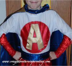 How to Make a Super Hero Costume