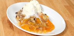 Who doesn't love peach cobbler? This dessert goes with ANY season and always makes everyones day! Especially when all you have to do is dump ingredients in a slow cooker. Continue with your day and come back to a delicious dessert! The sugar cookie topping made this peach cobbler so so tasty! The perfect spin …