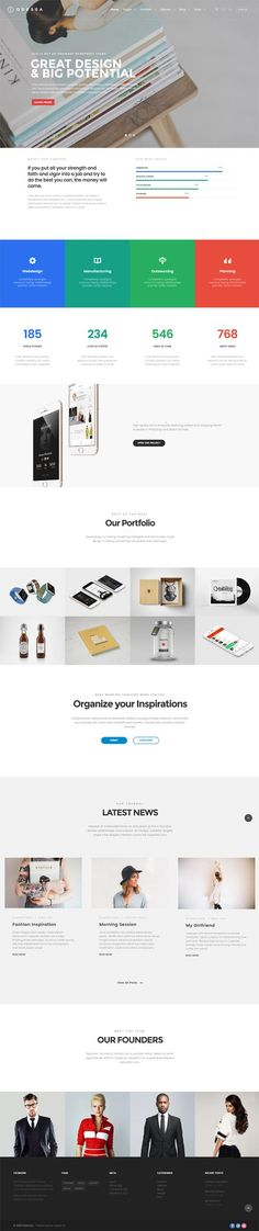 FatMoon / Creative & Photography Multi-Purpose Theme