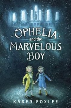 Ophelia and the Marvelous Boy is an interesting adaptation of Hans Christian Anderson's fairy tale,  The Snow Queen. Ophelia is an eleven-year-old girl who finds the Marvelous Boy who has been trapped for many years. She hopes to help him escape and in so doing save the world from the Snow Queen.  There is just enough fantasy, mystery and suspense in this book to grab the middle grade reader.