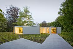 Villa 4.0 / Dick van Gameren architecten
