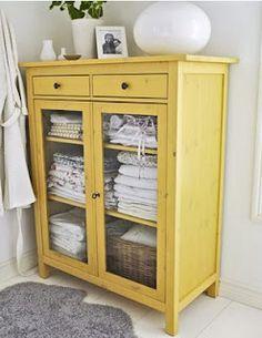 Hemnes - Linen Cabinet