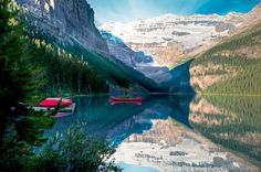 Lake Louise - Alberta Canada. Superbly amazing place. Hopefully will go back again someday!