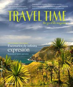 Cover #travel #luxury #travelmagazine www.facebook.com/traveltimemagazine